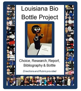 Louisiana Bio Bottle Project