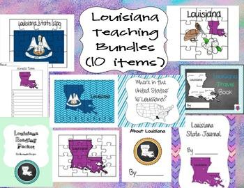 Louisiana Bundle (10 items)