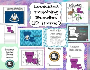 Louisiana Bundle (10 items)