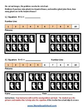 K - Louisiana  - Common Core -  Operations and Algebraic Thinking