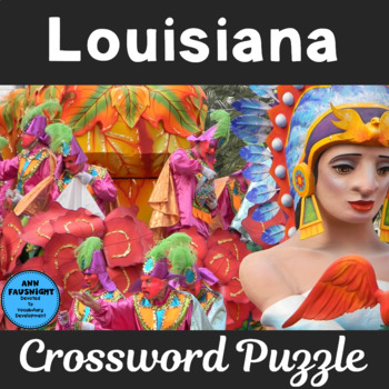 Louisiana Crossword Puzzle