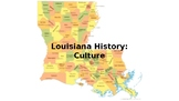 Louisiana Culture Power Point