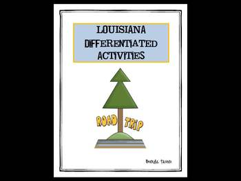 Louisiana Differentiated State Activities