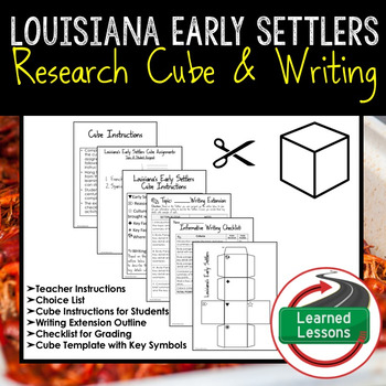 Early Settlers Teaching Resources | Teachers Pay Teachers