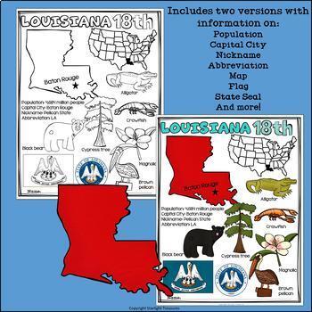 Louisiana Fact Sheet