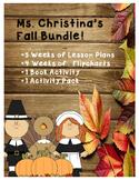 Louisiana Fall Project Based Learning