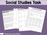 Louisiana Festivals Social Studies Task