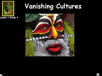Louisiana Guide Book Grade 4 Lesson 1 Vanishing Culture