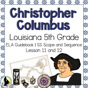 Louisiana Guidebook 2.0 5th Birchbark Unit Lessons 11-12: Christopher Columbus