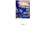 Louisiana Guidebook: A Drop Around the World (Thirsty Planet Unit)