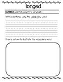 Louisiana Guidebook Class Dictionary Unit-Rumpelstiltskin/Rapunzel