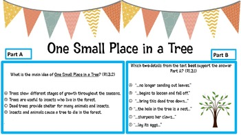 Louisiana Guidebooks Lesson: One Small Place in a Tree Presentation & Printables