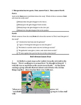 Louisiana Guidebook: The Girl with the Red Slippers Assessment (Cinderella Unit)