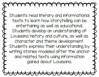 Louisiana Guidebooks 2.0 Bulletin Board Bundle