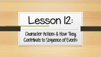 Louisiana Guidebooks 2.0: Unit 1-Cajun Folktales: Lesson 12 PPT (editable)