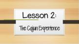 Louisiana Guidebooks 2.0: Unit 1-Cajun Folktales: Lesson 2