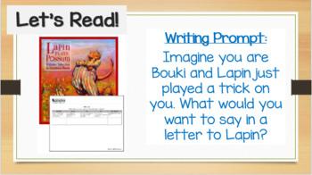 Louisiana Guidebooks 2.0: Unit 1-Cajun Folktales: Lesson 25 PPT (editable)