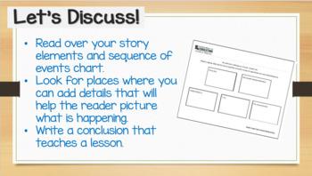 Louisiana Guidebooks 2.0: Unit 1-Cajun Folktales: Lesson 42 PPT (editable)