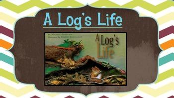 Louisiana ELA Guidebooks Comprehensive Unit: A Log's Life