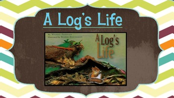 Louisiana ELA Guidebooks Comprehensive Unit: A Log's Life