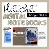 Louisiana Guidebooks Hatchet Unit No-Prep Interactive Digital Notebooks