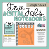 Louisiana Guidebooks Steve Jobs Unit No-Prep Interactive Digital Notebooks