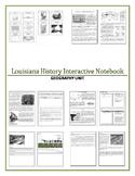 Louisiana History - Geography Bundle