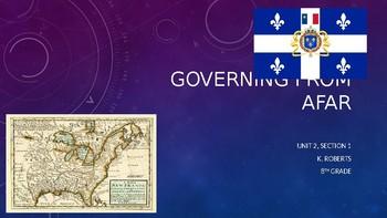 Louisiana History- Governing From Afar Power Point