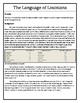 Louisiana History - Languages of Louisiana