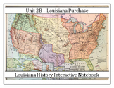 Louisiana History - Louisiana Purchase Bundle