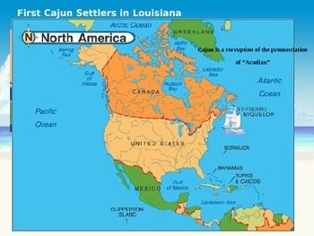 Louisiana History PowerPoint - Part II