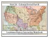 Louisiana History - Spanish Colonial Period DBQ Bundle