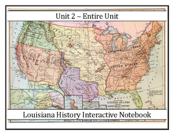 8LAHIST - Complete Unit 2 - Colonial Period–Louisiana Purchase