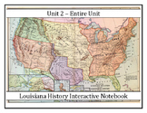 Louisiana History - Complete Unit 2 - Colonial Period–Loui