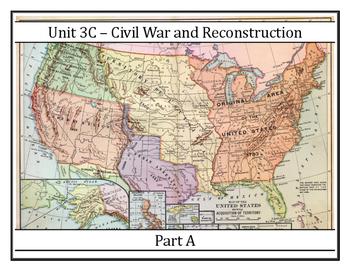 Louisiana History - Unit 3C - Civil War Part A - 8th Grade ...