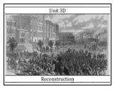Louisiana History - Unit 3D - Reconstruction