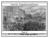 8LAHIST - Unit 4A - Populism and Power - Part A
