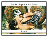 8LAHIST - Unit 4A - Populism and Power - Part B