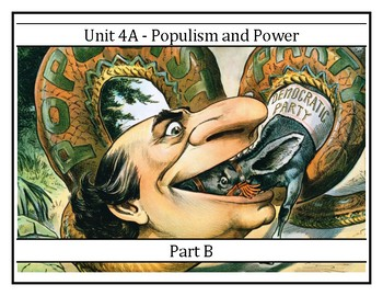 Louisiana History - Unit 4A - Populism and Power - Part B - 8th Grade