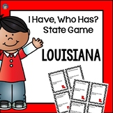 Louisiana I Have, Who Has Game