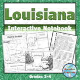 Louisiana Interactive Notebook