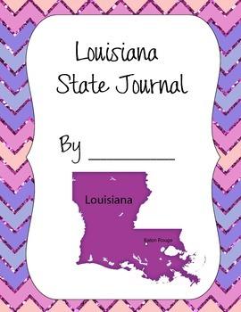 Louisiana Journal Set