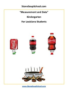 K - Louisiana -  Common Core - Measurement and Data