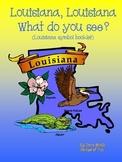 Louisiana, Louisiana What Do You See? (Louisiana symbols b