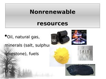 Louisiana Natural Resources Powerpoint
