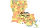 Louisiana Parishes