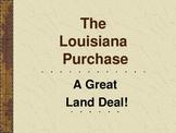 Louisiana Purchase (1803) PowerPoint Presentation