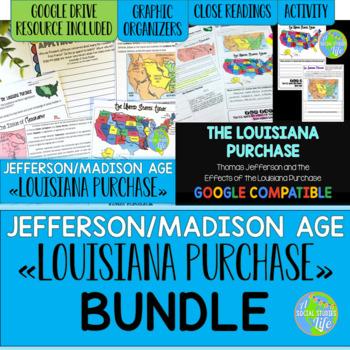 Louisiana Purchase BUNDLE