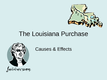 High School Dropouts Essay Louisiana Purchase  Causes  Effects Powerpoint How To Start A Science Essay also Essay Of Science Louisiana Purchase  Causes  Effects Powerpoint By Monica Lukins Narrative Essay Examples For High School