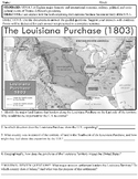 Louisiana Purchase Geographical Impact
